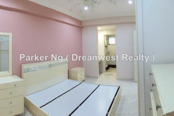 For Rent Condominium at Endah Puri, Sri Petaling Leasehold Fully Furnished 3R/2B 2.1千