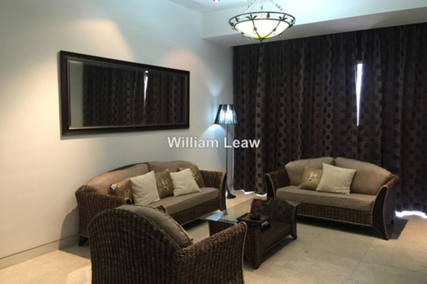 For Rent Condominium at Pavilion Residences, Bukit Bintang Leasehold Semi Furnished 2R/2B 6.2k