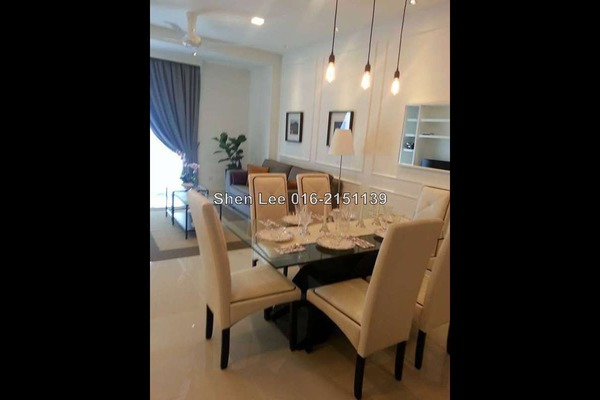 For Rent Condominium at Camellia, Bangsar South Leasehold Fully Furnished 1R/1B 3.2k