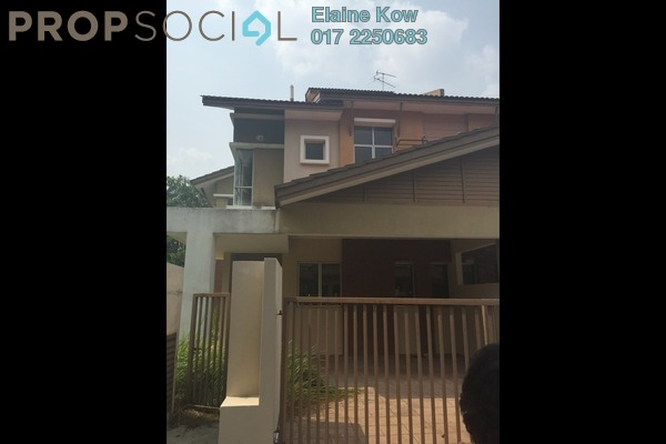 For Sale Terrace at BP14, Bandar Bukit Puchong Freehold Semi Furnished 5R/4B 1.18m