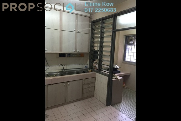 For Sale Apartment at 1C Pinang, Old Klang Road Leasehold Semi Furnished 3R/2B 380k
