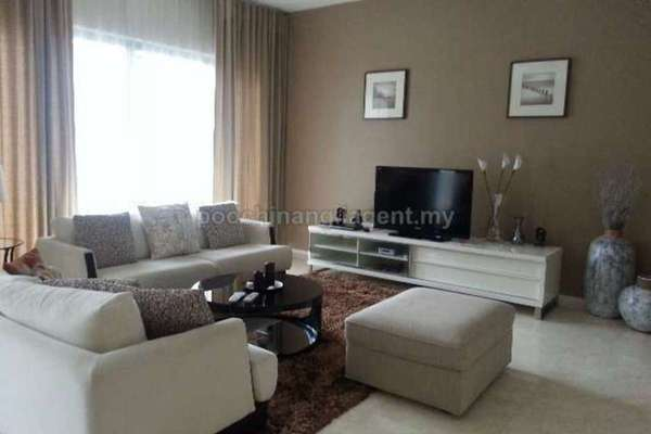 For Sale Condominium at Dua Residency, KLCC Freehold Fully Furnished 3R/5B 2.06m