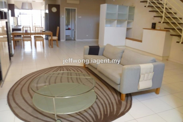 For Sale Terrace at Lake Fields, Sungai Besi Leasehold Semi Furnished 4R/5B 1.05m