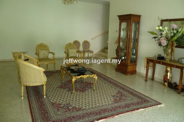 For Sale Bungalow at Section 16, Petaling Jaya Leasehold Semi Furnished 5R/4B 3.1m