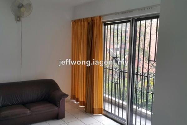 For Sale Condominium at Pantai Hillpark 5, Pantai Leasehold Fully Furnished 3R/2B 480k