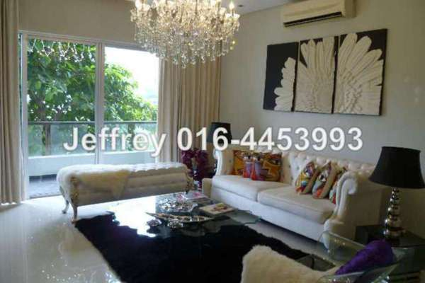 For Sale Condominium at Kiara 1888, Mont Kiara Freehold Semi Furnished 3R/4B 1.6m