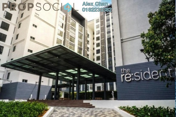 For Sale Condominium at The Re:sident @ Ampang South, Ampang Leasehold Semi Furnished 3R/2B 586k