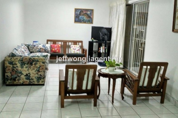 For Rent Condominium at Pantai Hillpark 2, Pantai Leasehold Fully Furnished 3R/2B 2k