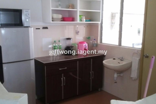 For Rent Condominium at Rhythm Avenue, UEP Subang Jaya Freehold Fully Furnished 3R/2B 1.75k