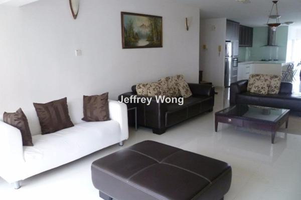 For Rent Condominium at Menara Bangsar, Bangsar Freehold Fully Furnished 3R/3B 4.5k