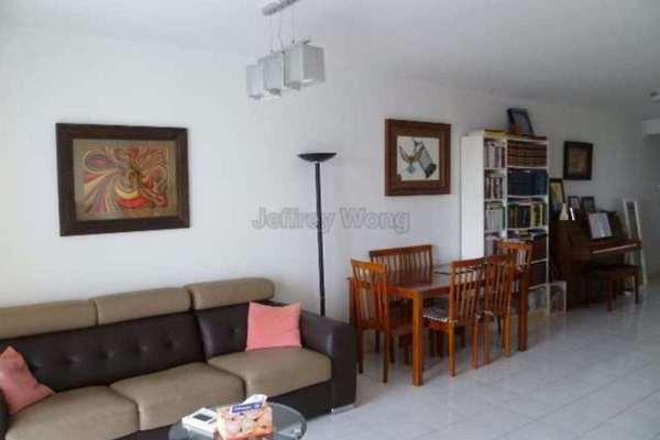 For Rent Condominium at Pantai Hillpark 1, Pantai Leasehold Fully Furnished 3R/2B 2.2k