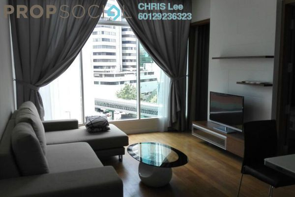For Rent Condominium at Vipod Suites, KLCC Freehold Fully Furnished 2R/1B 4.5k