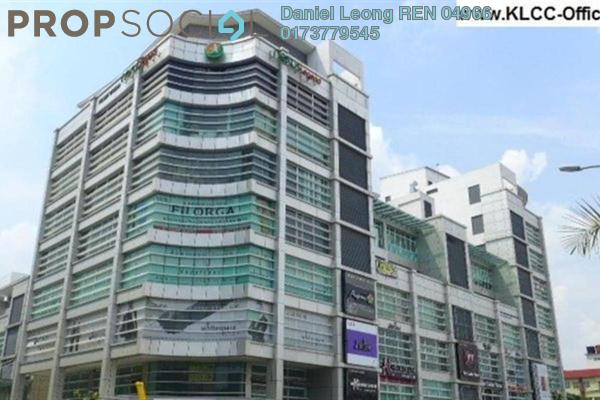 For Rent Office at IOI Boulevard, Bandar Puchong Jaya Freehold Unfurnished 0R/0B 4.38k