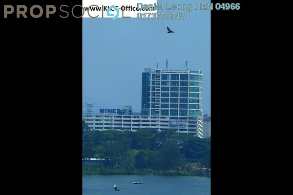 For Rent Office at Mines Waterfront Business Park, Seri Kembangan Freehold Unfurnished 0R/0B 61.6k