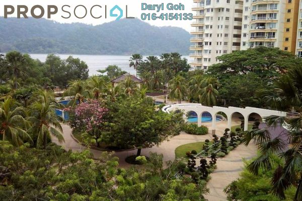 For Rent Condominium at Gold Coast, Bayan Indah Leasehold Fully Furnished 3R/2B 1.8千