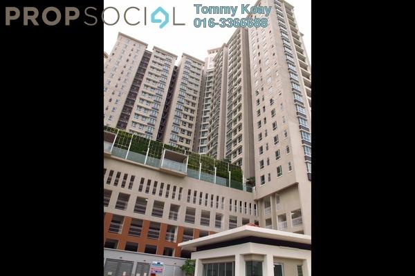 For Rent Condominium at Casa Tropicana, Tropicana Leasehold Semi Furnished 3R/2B 2k