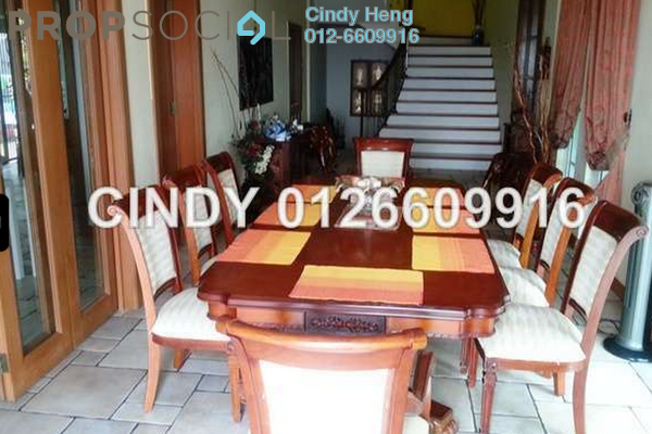 For Sale Bungalow at Cemerlang Heights, Gombak Leasehold Semi Furnished 7R/7B 5.5百万