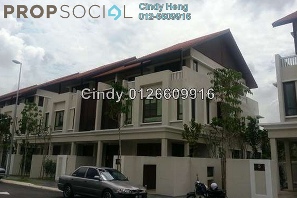For Rent Semi-Detached at Seri Beringin, Damansara Heights Freehold Semi Furnished 4R/5B 18k