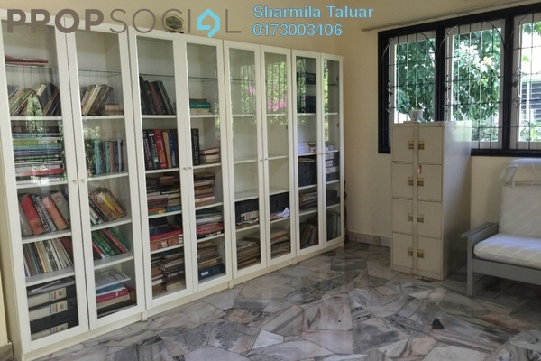 For Rent Bungalow at Taman Ibukota, Setapak Freehold Unfurnished 5R/4B 4.2k