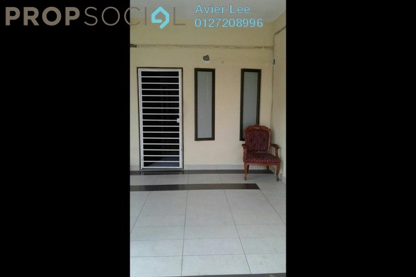 For Sale Terrace at Taman Sentosa, Kajang Freehold Unfurnished 3R/2B 285k