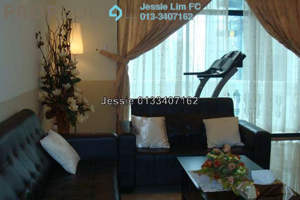 For Rent Condominium at Corinthian, KLCC Freehold Fully Furnished 2R/2B 5.5千