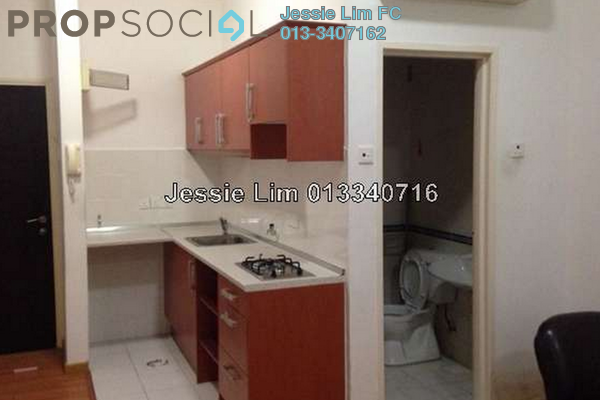 For Rent Apartment at Maytower, Dang Wangi Freehold Fully Furnished 1R/1B 1.8k