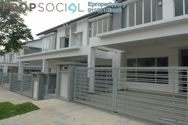 For Sale Terrace at Fairfield Residences @ Tropicana Heights, Kajang Freehold Unfurnished 4R/3B 880k