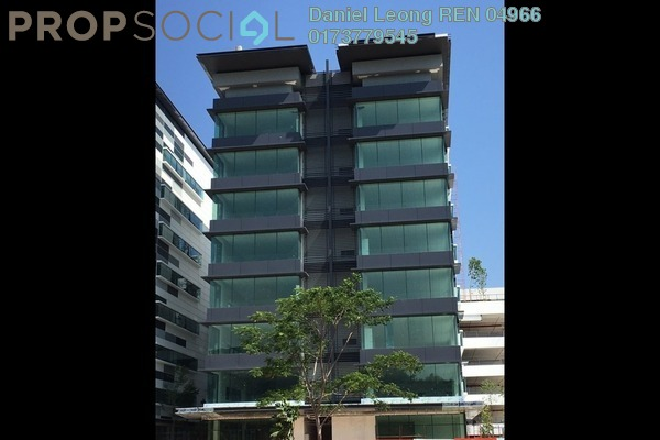 For Sale Office at Star Residences, Kuala Lumpur Leasehold Unfurnished 0R/0B 12.2m
