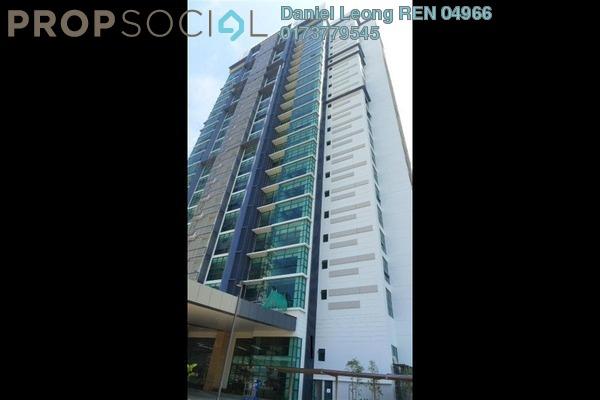For Rent Office at Menara HeiTech Village, UEP Subang Jaya Freehold Unfurnished 0R/0B 17.8k
