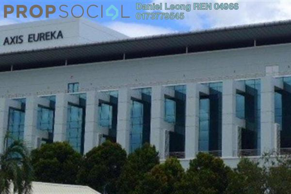 For Rent Office at Axis SoHu, Pandan Indah Leasehold Fully Furnished 0R/0B 86.7千
