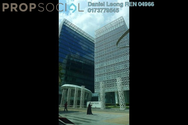 For Rent Office at Menara Polo, Ampang Hilir Leasehold Unfurnished 0R/0B 99.3k