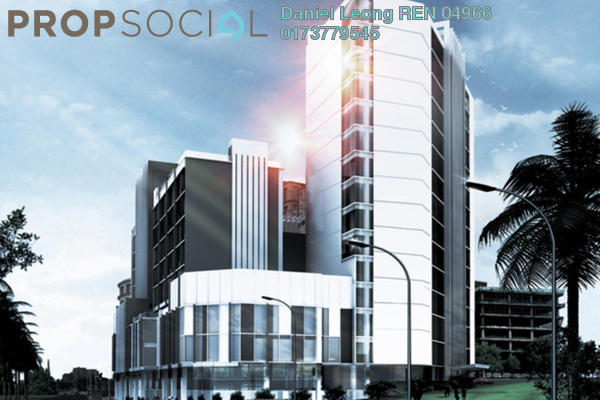 For Rent Office at Menara Polo, Ampang Hilir Leasehold Unfurnished 0R/0B 68.4k
