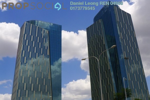 For Rent Office at IOI City Tower, IOI Resort City Freehold Unfurnished 0R/0B 90.8k