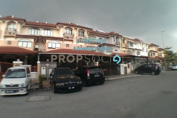 For Sale Terrace at Kepong Baru, Kepong Freehold Fully Furnished 5R/5B 1.6m