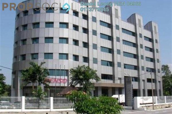 For Rent Office at Bangunan KWSP, Bukit Ceylon Freehold Fully Furnished 0R/0B 72.8k