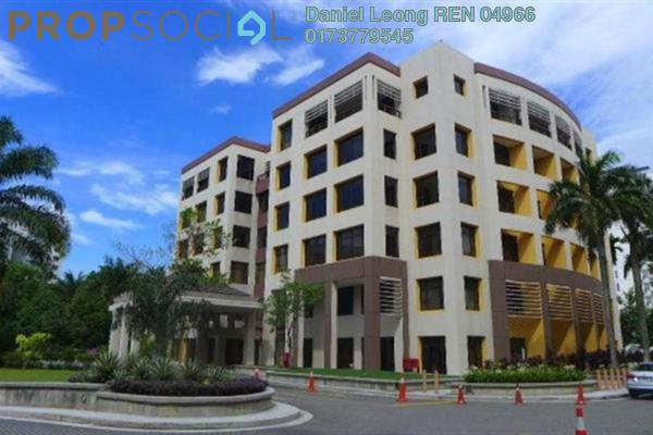 For Rent Office at Peremba Square, Saujana Freehold Unfurnished 0R/0B 21.4k