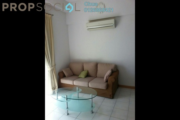 For Rent Serviced Residence at Seri Bukit Ceylon, Bukit Ceylon Freehold Fully Furnished 3R/2B 3.2k