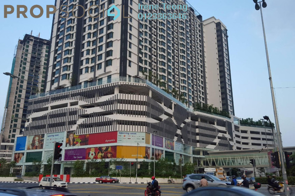 For Sale Condominium at Pearl Suria, Old Klang Road Leasehold Semi Furnished 2R/2B 600k