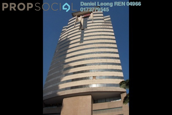 For Rent Office at Menara IGB, Mid Valley City Leasehold Unfurnished 0R/0B 34.4k