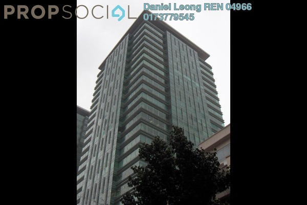 For Rent Office at Centrepoint, Mid Valley City Freehold Unfurnished 0R/0B 24.5k