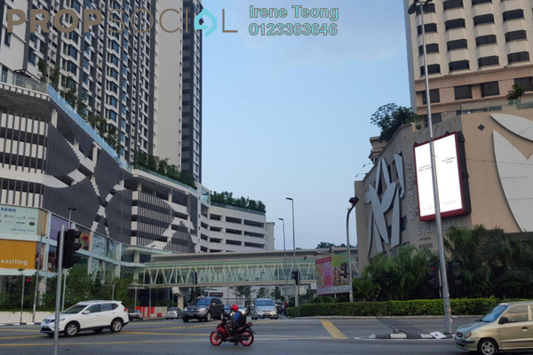 For Sale Condominium at Pearl Suria, Old Klang Road Leasehold Semi Furnished 2R/2B 750k