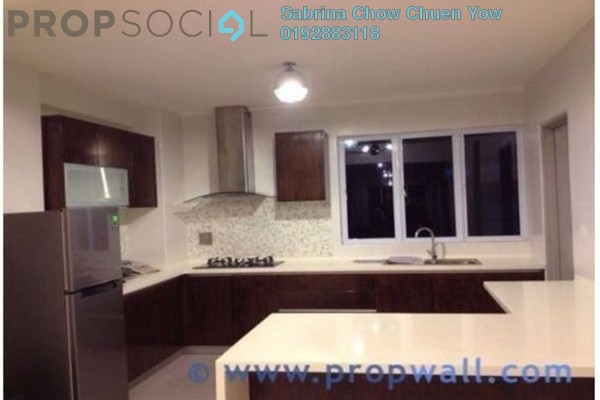For Rent Condominium at Villa Orkid, Segambut Freehold Semi Furnished 3R/3B 2.3k