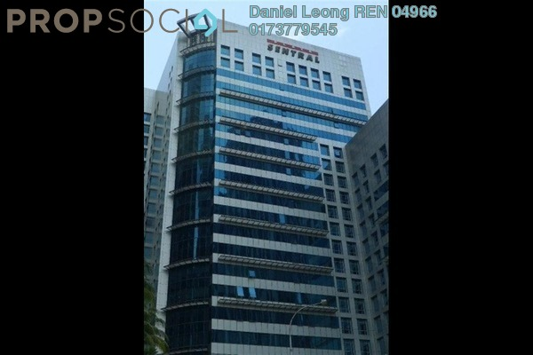 For Rent Office at Plaza Sentral, KL Sentral Freehold Semi Furnished 0R/0B 12.5k