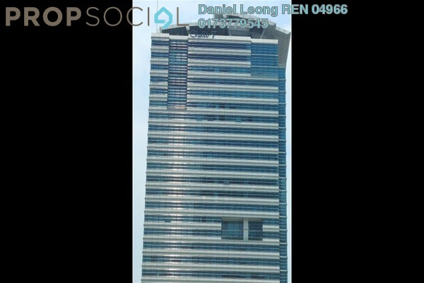For Rent Office at Menara Axiata, KL Sentral Freehold Unfurnished 0R/0B 48.8k