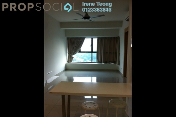 For Sale Serviced Residence at The Leafz, Sungai Besi Freehold Semi Furnished 1R/1B 500k