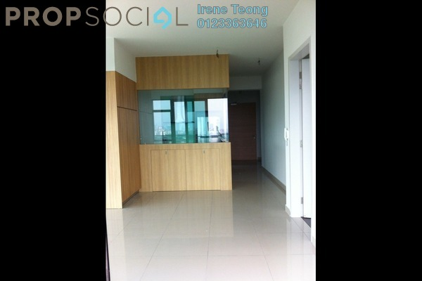 For Sale Serviced Residence at The Leafz, Sungai Besi Freehold Semi Furnished 3R/2B 750k