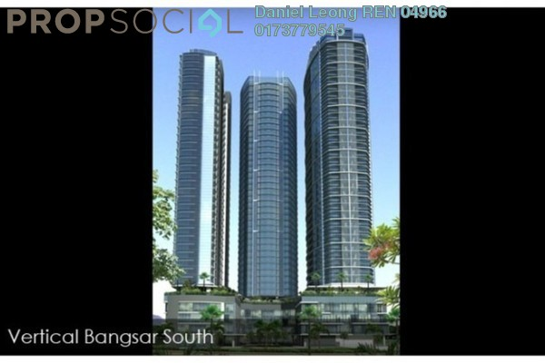 For Rent Office at Vertical Suites, Bangsar South Leasehold Unfurnished 0R/0B 112k