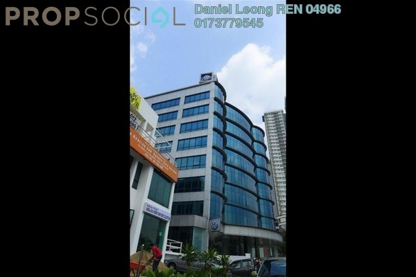 For Rent Office at Wisma Volkswagen, Bangsar Freehold Fully Furnished 0R/0B 34.3k