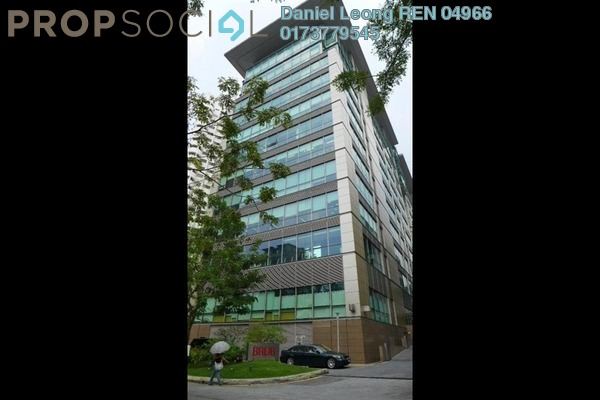 For Rent Office at Menara Polo, Ampang Hilir Leasehold Unfurnished 0R/0B 22.8k