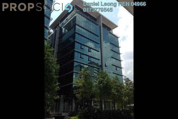 For Rent Office at The Horizon Residences, KLCC Freehold Unfurnished 0R/0B 19.3k